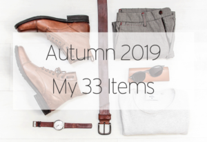 project333 2019Autumn33アイテム一覧