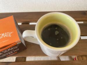 iharbきのこコーヒーブラック
